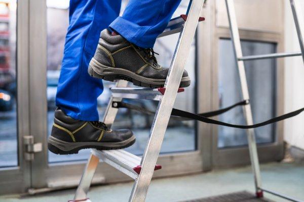 pracovní obuv, bezpečnost práce, design, ochrana zdraví, obuv