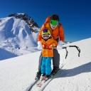 6 zdravotních výhod, které přináší lyžování