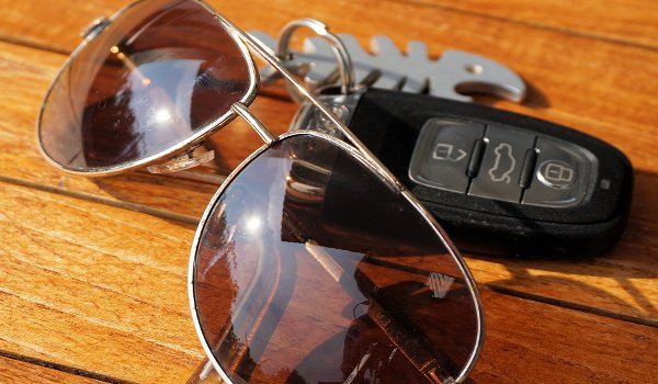 auto, klíč, otevírání dveří u auta, krádež, odcizení vozu