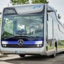 Autonomní autobus Mercedes