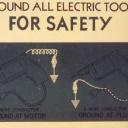 Bezpečné zacházení s elektrickými nástroji