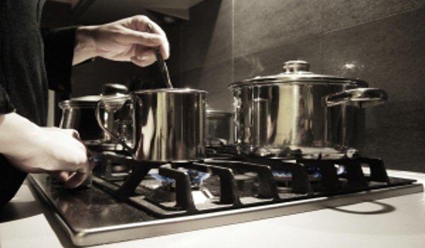 Bramborová metoda zařizování kuchyně