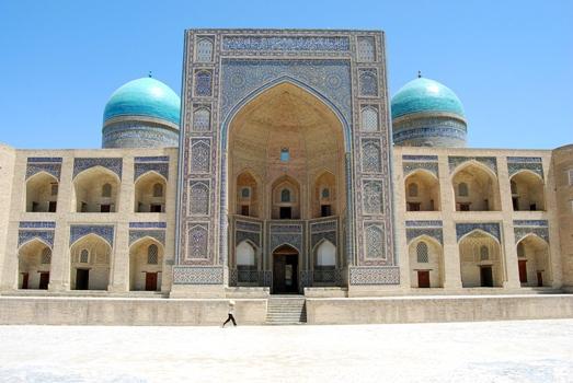 Buchara Uzbekistán