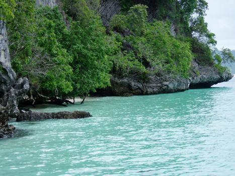 Ostrov Phuket v Thajsku