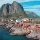 Hlavní atrakce Norska