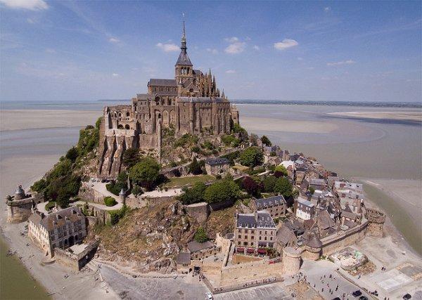 Místa, která byste měli navštívit v Normandii