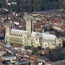 Nádherné katedrály v Anglii a Irsku