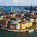 Návštěva souostroví ve Stockholmu