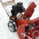 Co dělat s ucpanou sněhovou frézou?