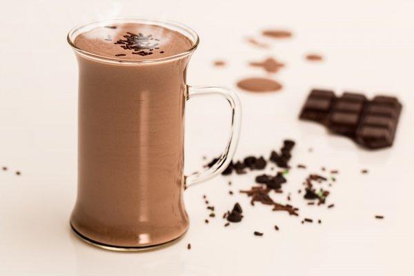 zdraví, čokoláda, kakao