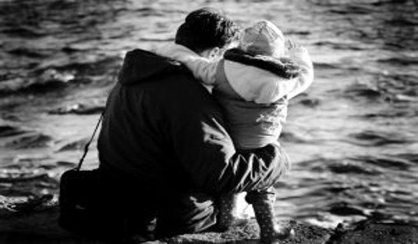 péče o dítě, otec, miminka, výchova dětí