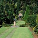 Koncepce zeleně v zahradě
