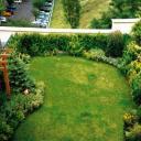 Jak založit a co osadit na střešní zahrady?