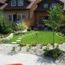 Jak na zahradu u řadového rodinného domu?