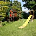 Jak na zařízení dětského hřiště na zahradě?