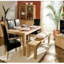 Dřevěný nábytek v interiéru - ošetřování dřevěného nábytku