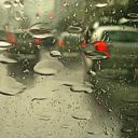Jízda autem v dešti - jak na to
