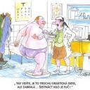 Trochu drastická dieta