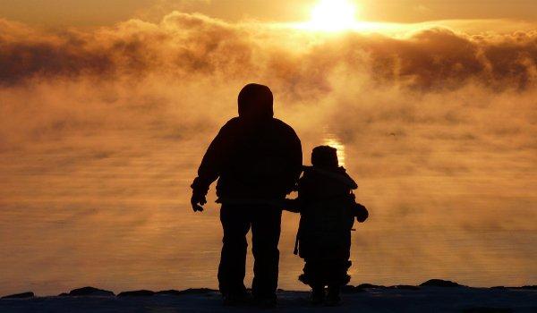 děti, rodiče, starší otec, vrozené vývojové vady, inteligence dětí, IQ
