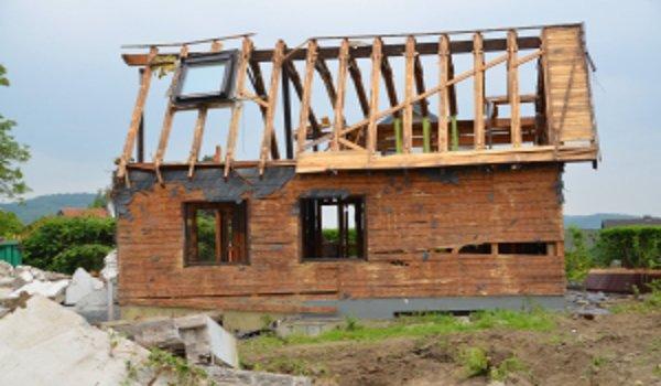 stavba domu, domy ze dřeva, ekologie, zdravé bydlení
