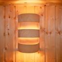 Dřevěná stěna zútulní byt a postará se i o zvukovou izolaci