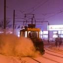 Elektrická sněhová fréza