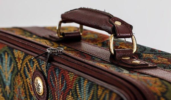 dovolená, cestovní doklady, cestovní zavazadla