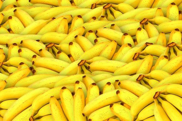 banány, zdraví, vitaminy, minerály