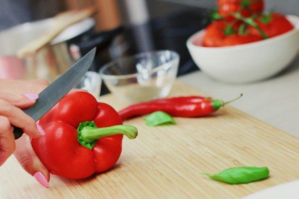 kuchyň, zdraví, hygiena, nemoci, nádobí, maso