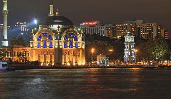 Turecko, Istanbul, Evropa, Asie, cestování