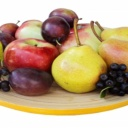 Jablka, hrušky, zelí a hroznové víno na našich stolech
