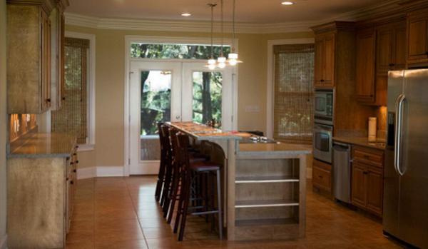 Jak čistit starou podlahu z dlaždic v kuchyni