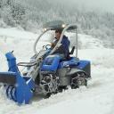 Jak funguje sněhová fréza II.