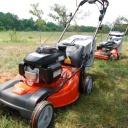 Jak fungují sekačky na trávu