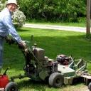 Jak opravit sekačku, do které nepřitéká benzín