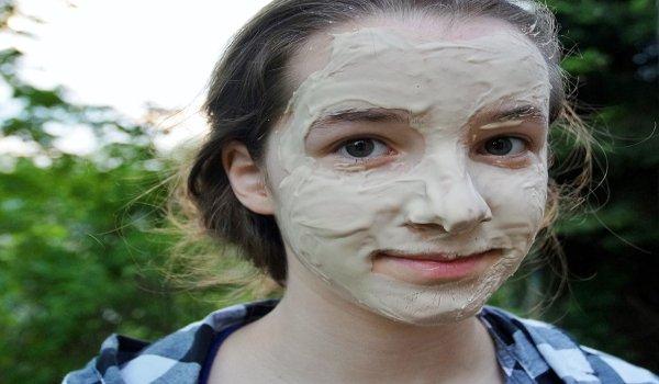 děti, puberta, péče o pleť v pubertě, kosmetika, zdravá strava