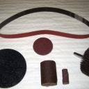 Jak používat pneumatickou pásovou brusku