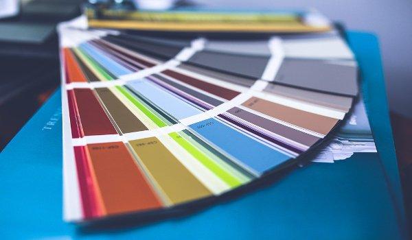 malování, byt dům, malířské potřeby, barvy, váleček