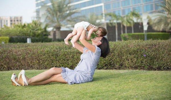matka, péče o dítě, miminka, vlasy po porodu, ženy, styl, péče o vlasy