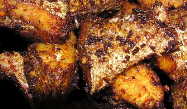 Jak ve fritéze usmažit rybu