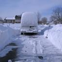 Jak ve sněhové fréze vyměnit olej