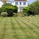 Jak vyčistit pytel na trávu u sekačky