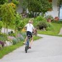 Jízda na kole s dětmi a co by děti měly vědět, než vyrazí samy