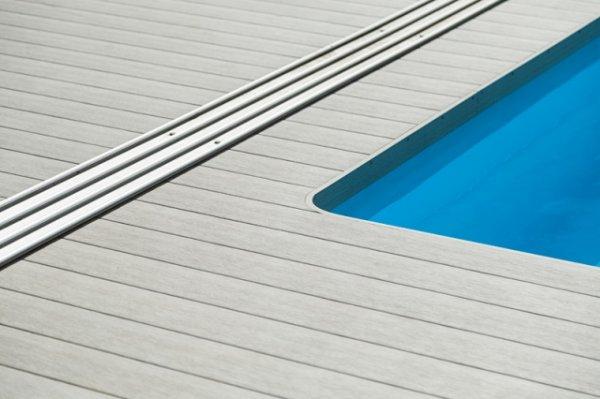 terasová prkna, zahrada, bazén, terasa
