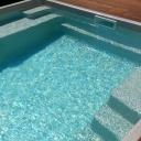 Keramický bazén se snadno udržuje a má velmi dlouhou životnost