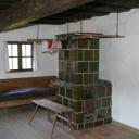Klasická kachlová kamna - příjemné a zdravé teplo