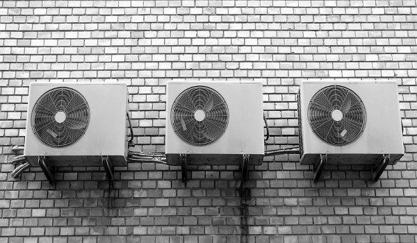 bydlení, klimatizace, topení, větrání, vzduch, teplota