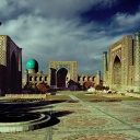 Kolébka civilizace v Uzbekistánu