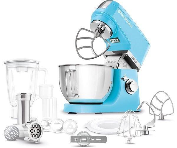kuchyňské roboty do domácnosti
