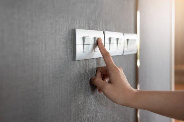 LED žárovky, osvětlení, bydlení